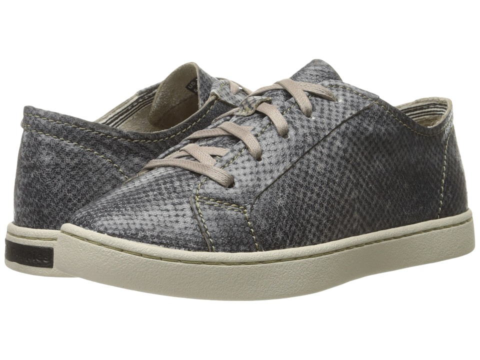 Hush Puppies - Ekko Gwen (Taupe Multi Leather) Women's Lace up casual Shoes