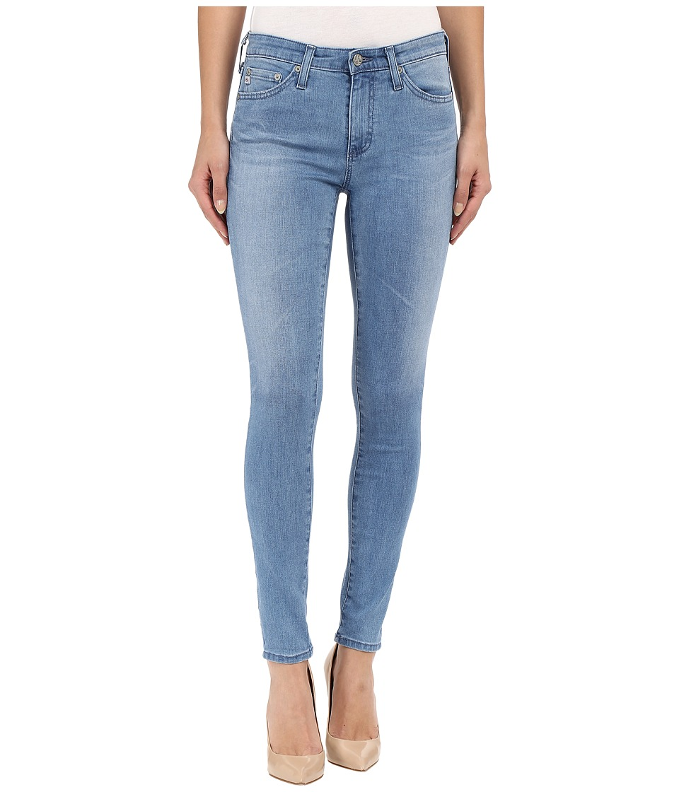 AG Adriano Goldschmied - The Middi Ankle in 15 Years Liberating Beat (15 Years Liberating Beat) Women's Jeans