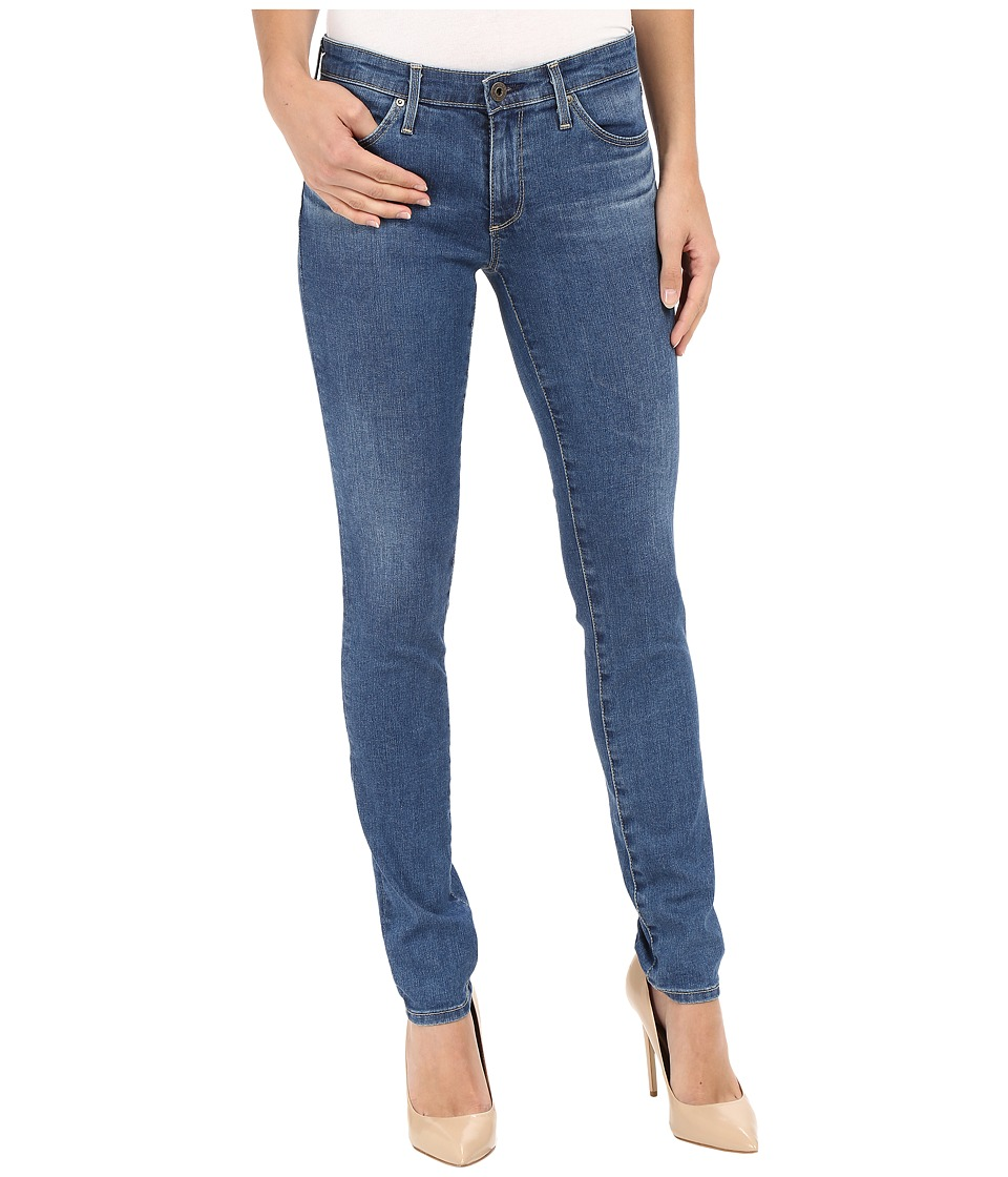 AG Adriano Goldschmied - The Stilt in Blue Fragment (Blue Fragment) Women's Jeans