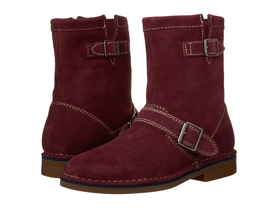 Hush Puppies Aydin Catelyn (Wine Suede) Women