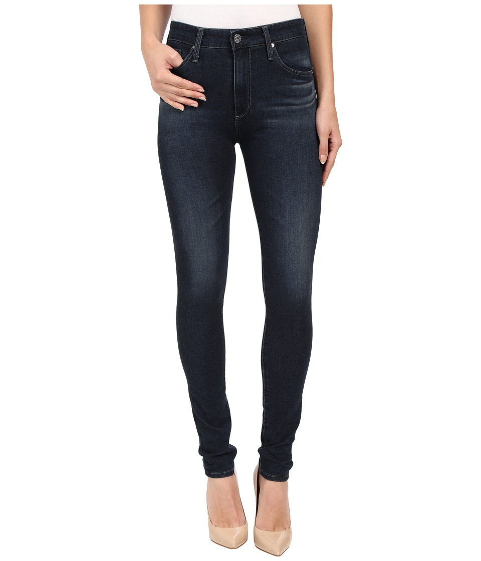AG Adriano Goldschmied - The Farrah Skinny in Desert Night Sky (Desert Night Sky) Women's Jeans