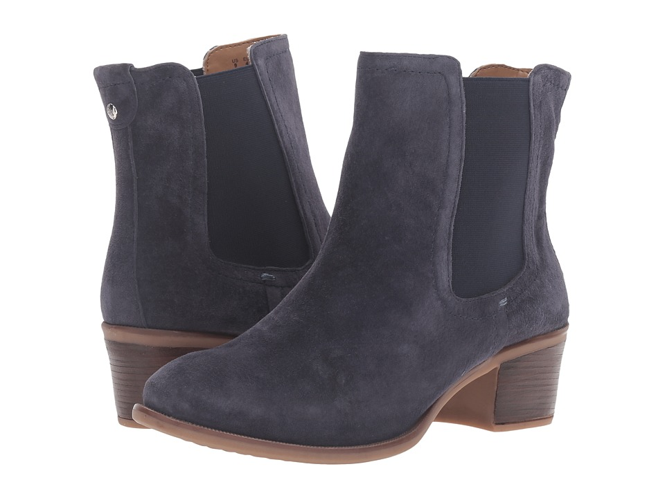 Hush Puppies Landa Nellie (Navy Suede) Women