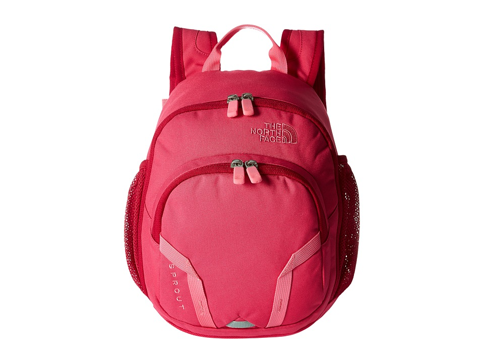 The North Face - Sprout (Toddler/Little Kid) (Cabaret Pink/Cha Cha Pink) Backpack Bags