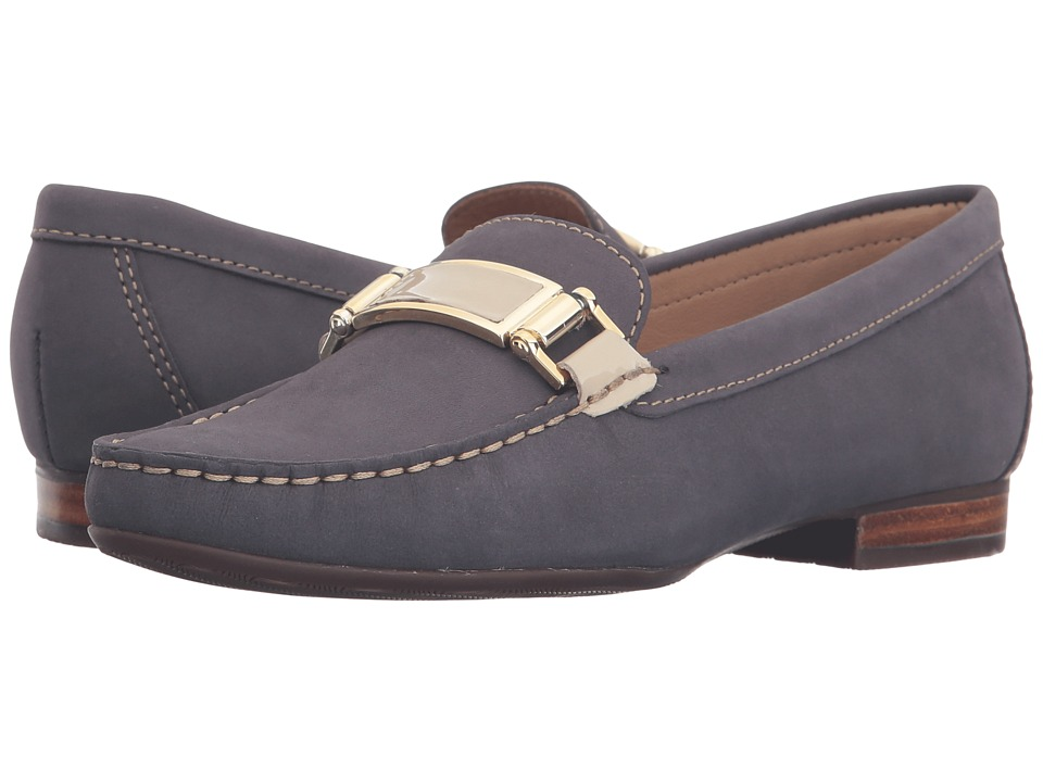Hush Puppies Batley Dalila (Grey Nubuck) Women