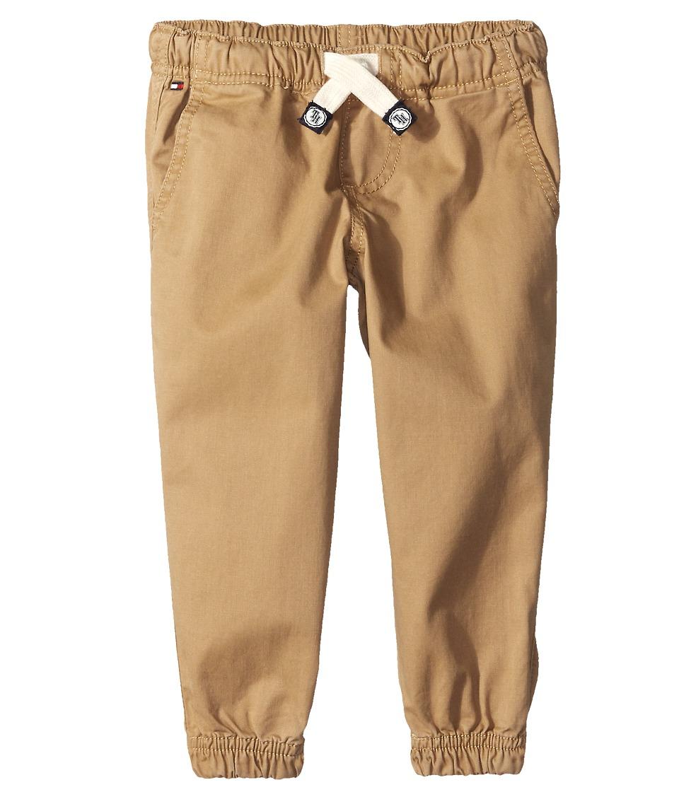 Tommy Hilfiger Kids - Basic Pull-On Jogger (Big Kids) (TH Chino) Boy's Casual Pants