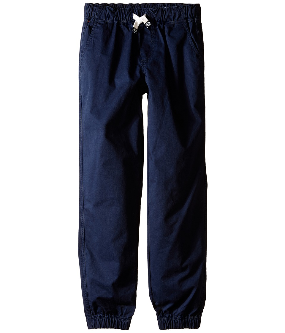 Tommy Hilfiger Kids - Basic Pull-On Jogger (Big Kids) (Swim Navy) Boy's Casual Pants