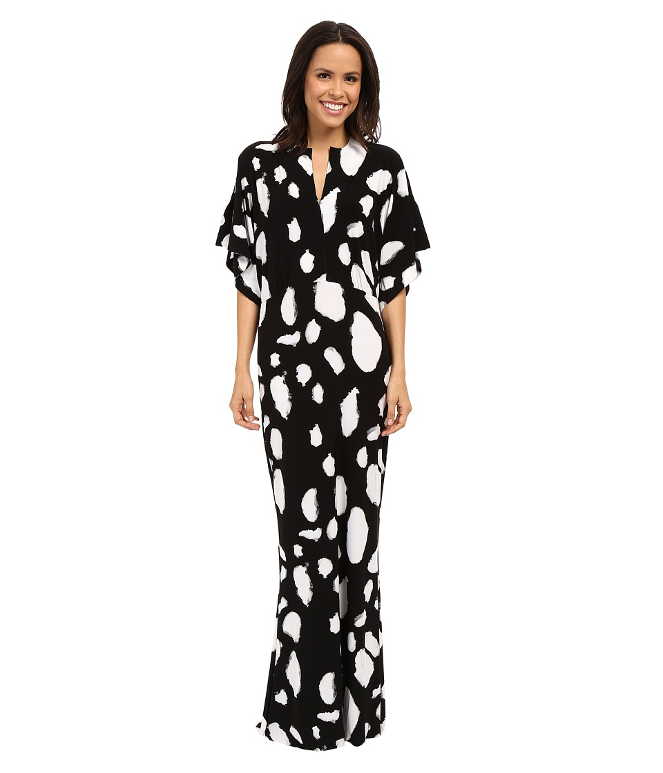 KAMALIKULTURE by Norma Kamali - Obie Gown (Floaters) Women's Dress