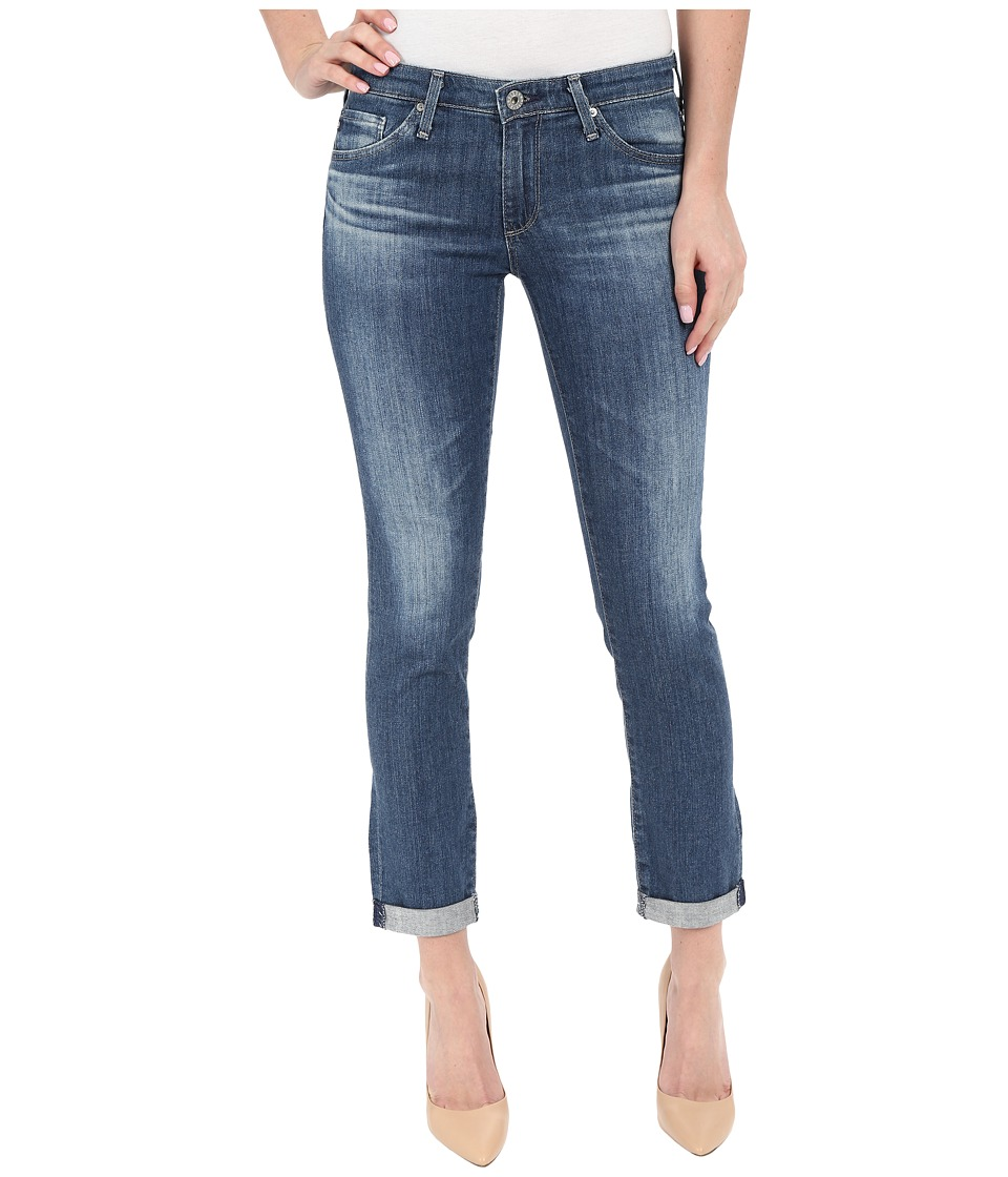 AG Adriano Goldschmied - The Stilt Roll-Up in Dunes (Dunes) Women's Jeans