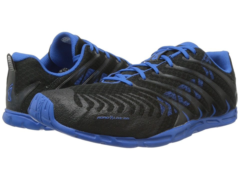 inov-8 - Road-X Lite 155 (Black/Blue) Men's Shoes