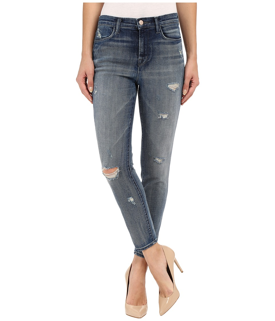 J Brand - Alana High Rise Crop in Rendition (Rendition) Women's Jeans