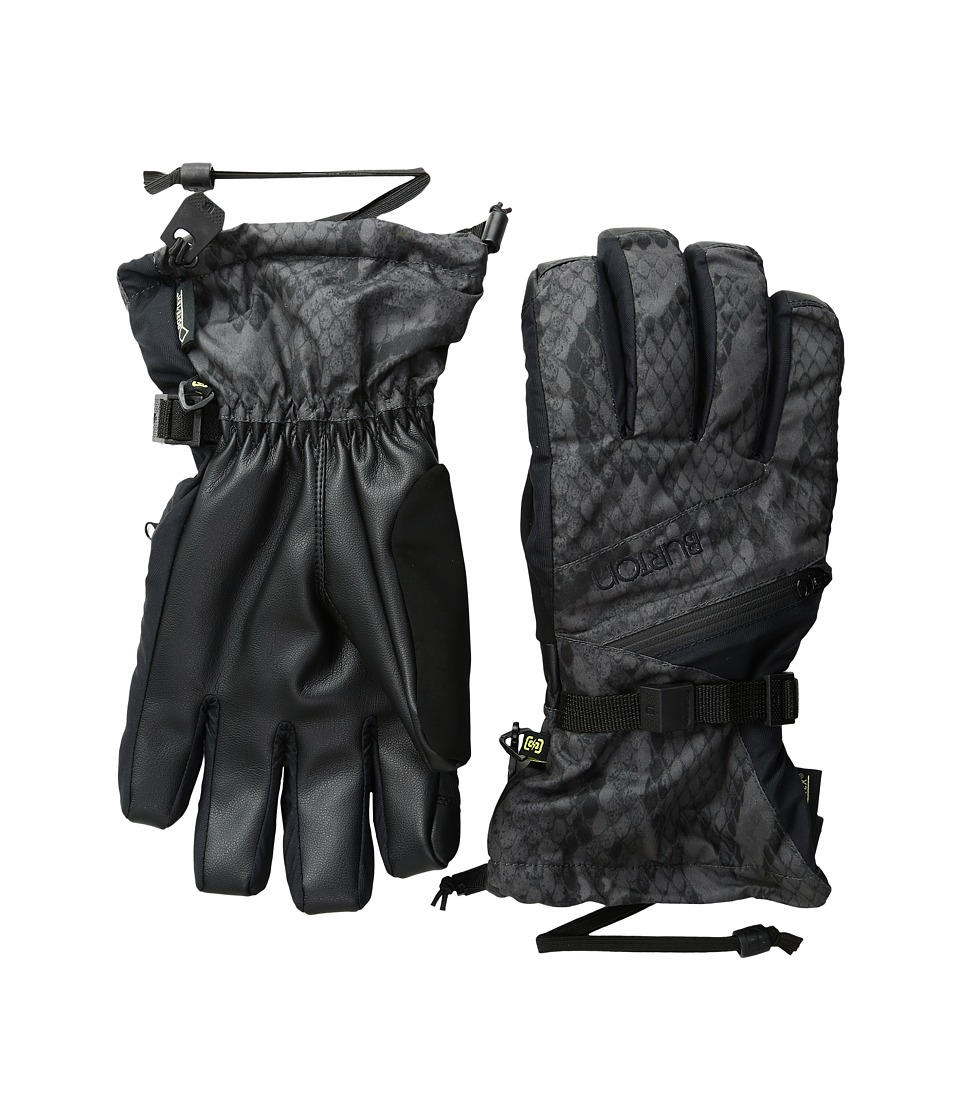 Burton - WMS GORE-TEX Glove (Python/True Black) Snowboard Gloves