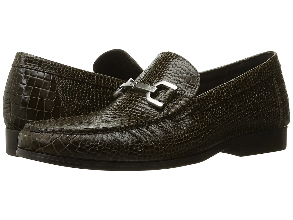 Donald J Pliner - Niles 2 (Expresso) Men's Slip on Shoes