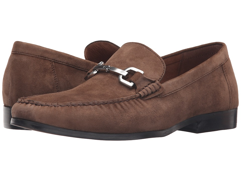 Donald J Pliner - Niles 2 (Brown) Men's Slip on Shoes