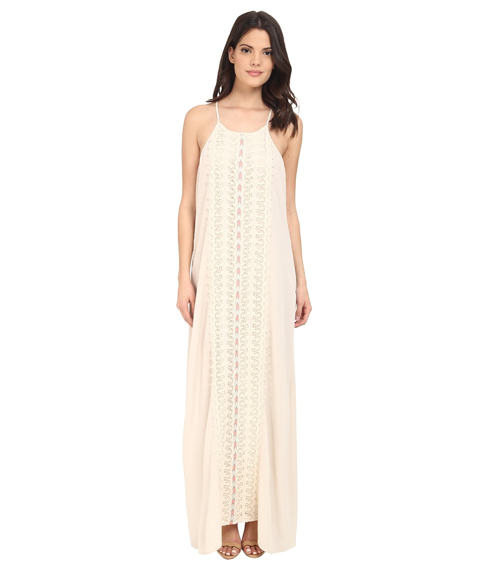 Brigitte Bailey - Dasha Easy Maxi Dress (Tea Dye) Women's Dress