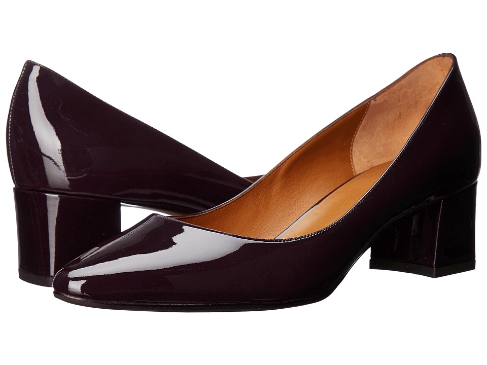 Aquatalia - Pheobe (Aubergine Patent) Women's Shoes