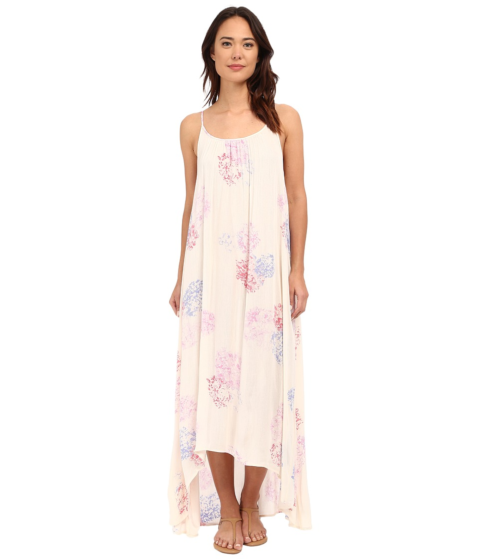 Brigitte Bailey - Lenya Floral Printed Dress (Rose Combo) Women's Dress