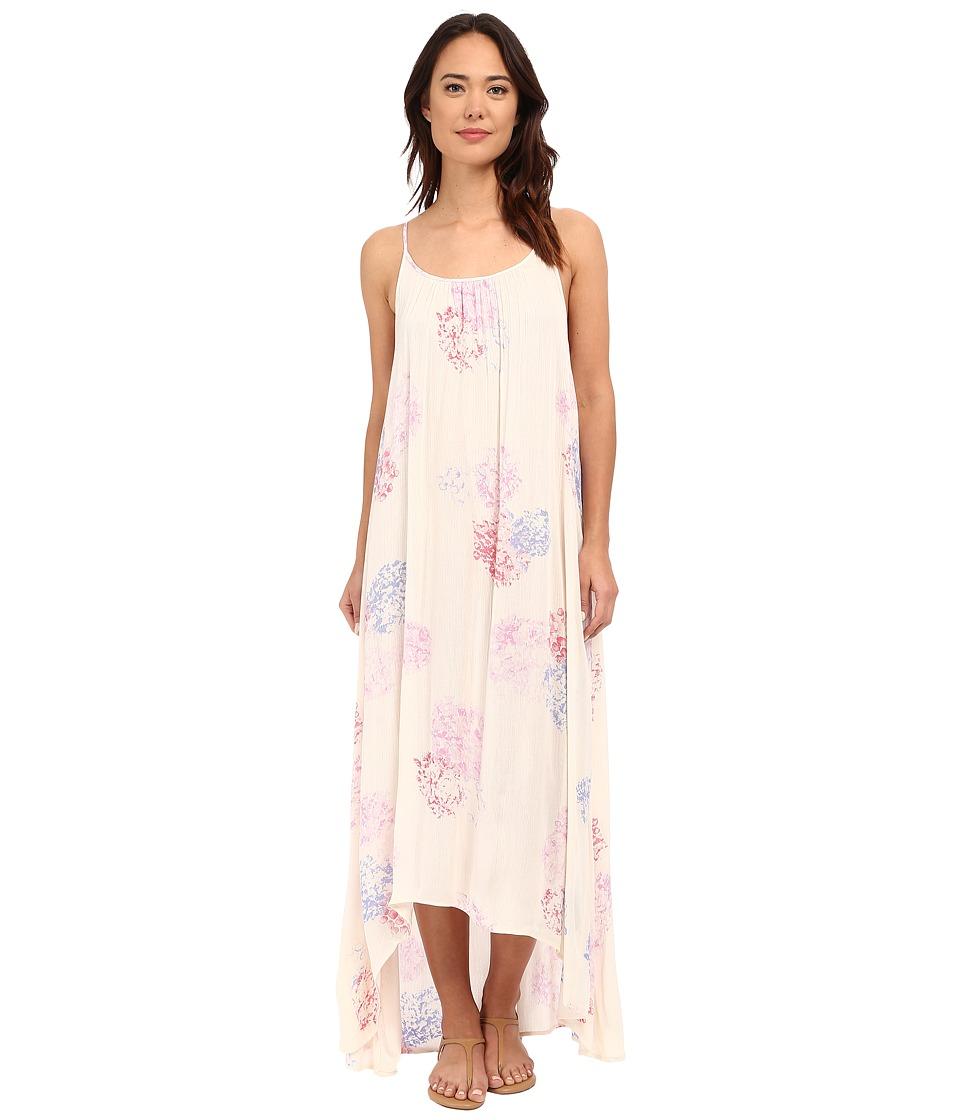 Brigitte Bailey - Lenya Floral Printed Dress (Rose Combo) Women's Dress