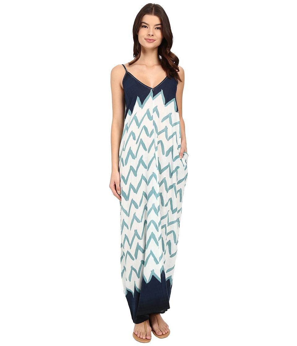 Brigitte Bailey - Alvera Dress (Mid Nite/Blue) Women's Dress