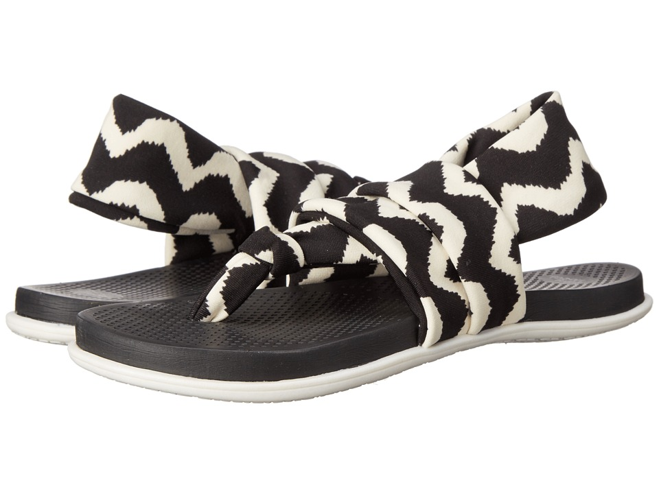 Dirty Laundry - Amaze (Black/White) Women's Sandals