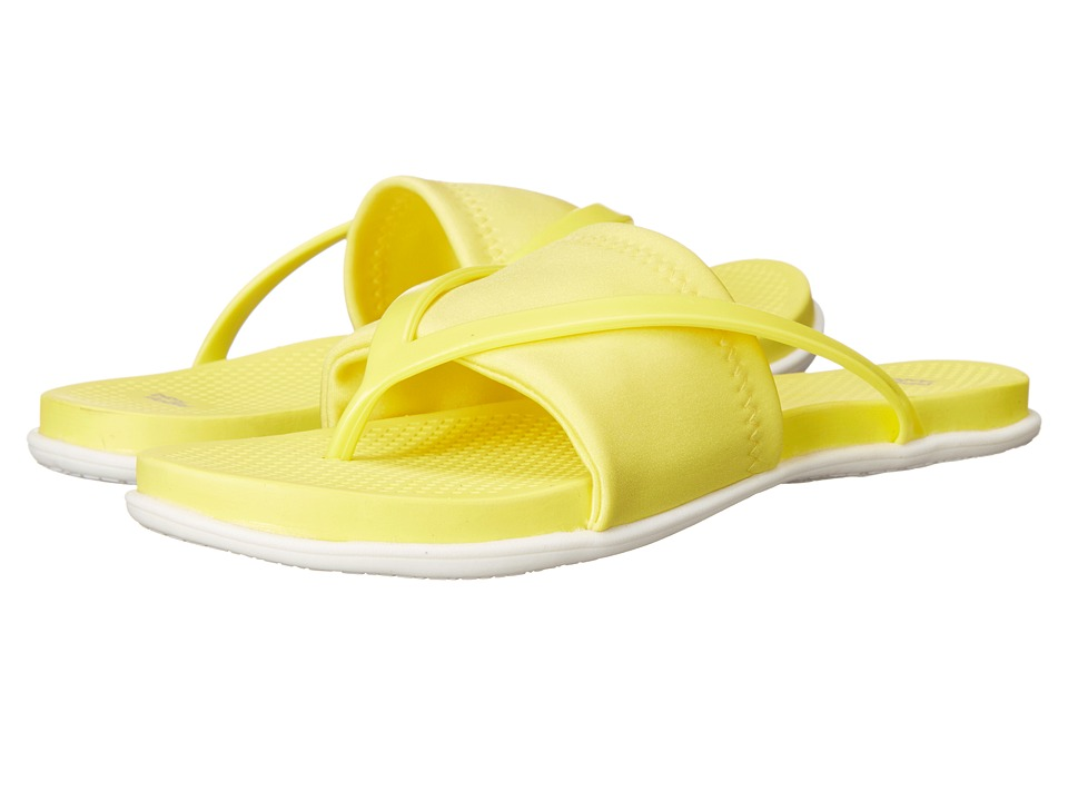 Dirty Laundry - Awesome (Neon Yellow) Women's Sandals