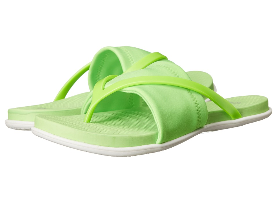 Dirty Laundry - Awesome (Neon Green) Women's Sandals