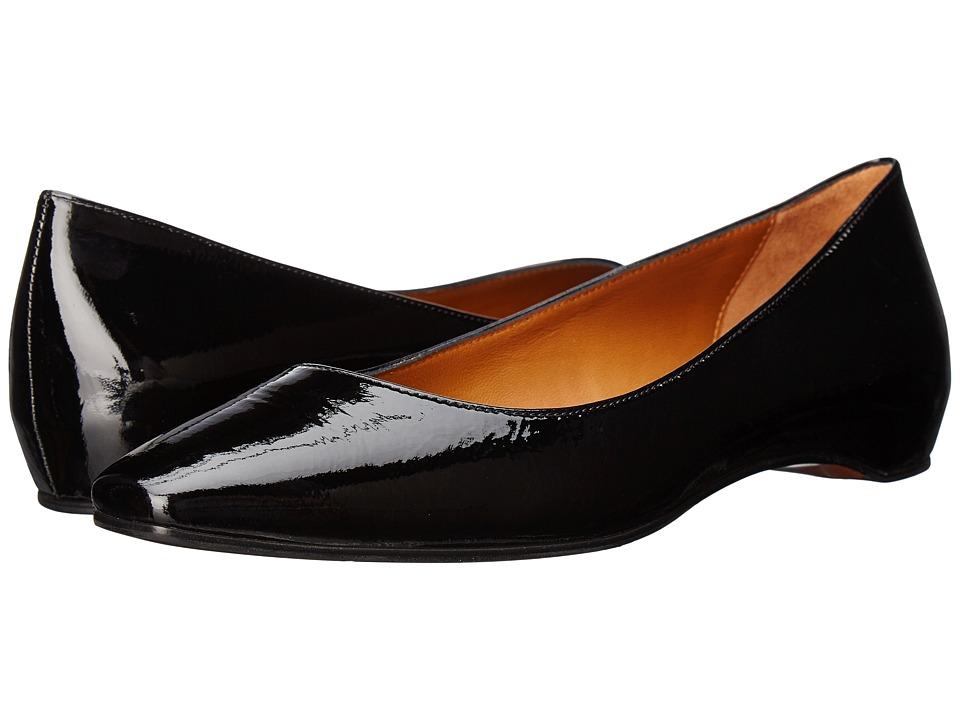 Aquatalia - Marcella (Black Naplak) Women's Shoes