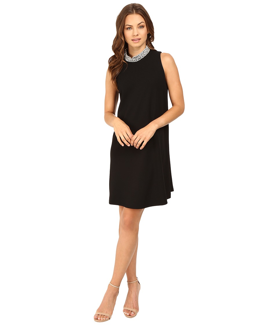 rsvp - Kasey Shift Dress (Black) Women's Dress