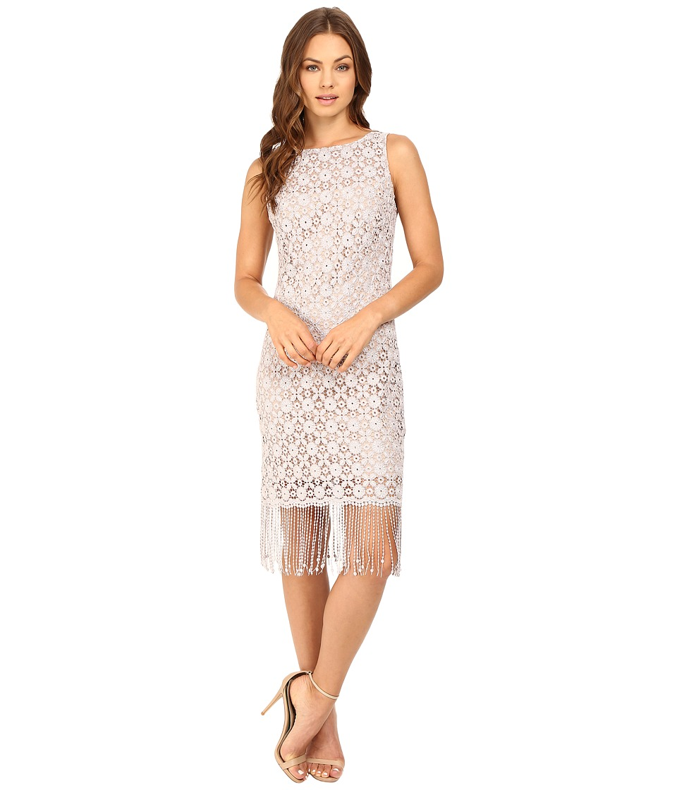 rsvp Ciaera Sheath Dress (Taupe) Women
