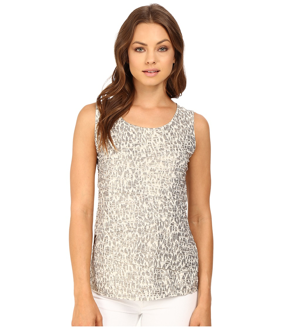rsvp - Bria Sleeveless Top (Gold) Women's Sleeveless