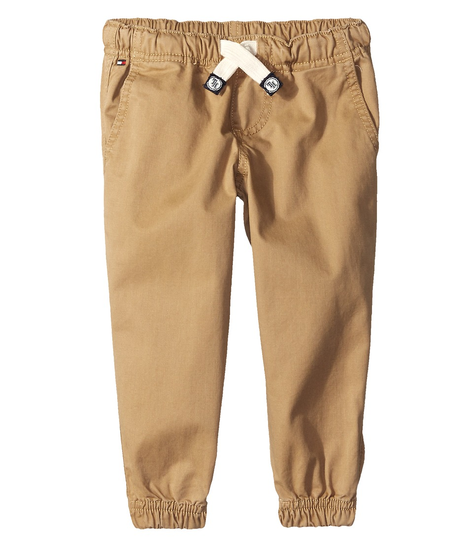 Tommy Hilfiger Kids - Basic Pull-On Jogger (Toddler/Little Kids) (TH Chino) Boy's Casual Pants