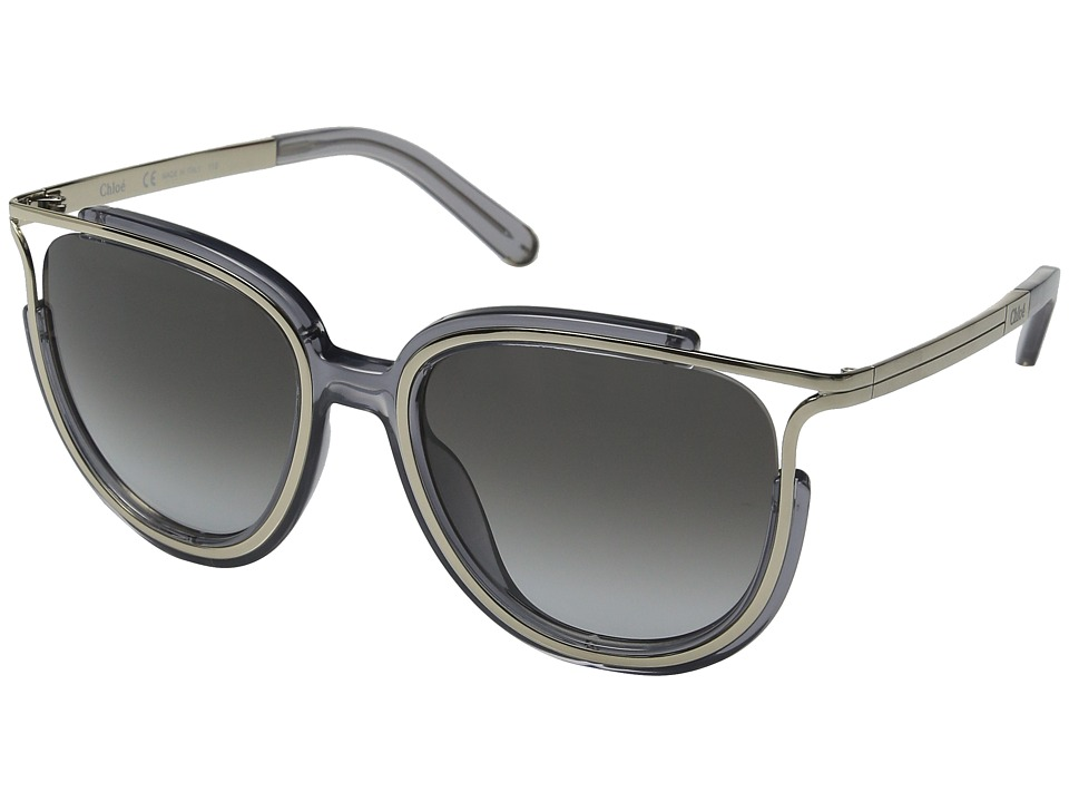 Chloe - Jayme (Dark Grey) Fashion Sunglasses