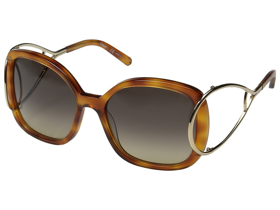 Chloe - Jackson (Blonde Havana) Fashion Sunglasses