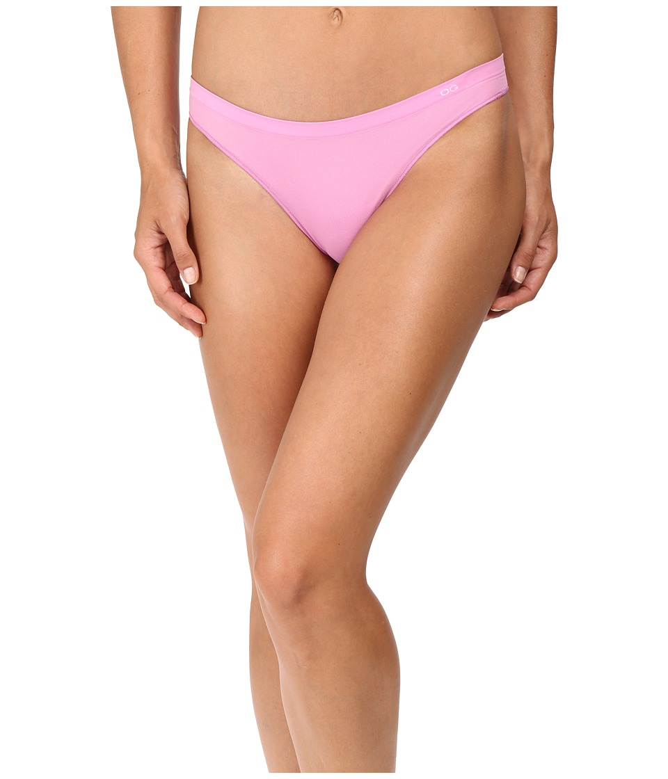 OnGossamer - Clean Lines Low Rise Thong G2075 (Orchid Ice) Women's Underwear