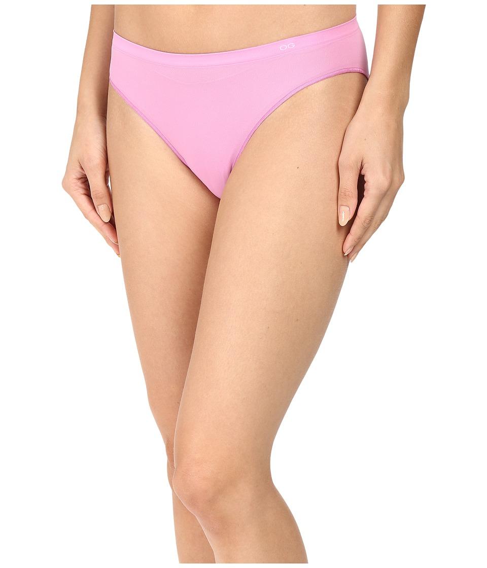 OnGossamer - Clean Lines Bikini G1075 (Orchid Ice) Women's Underwear