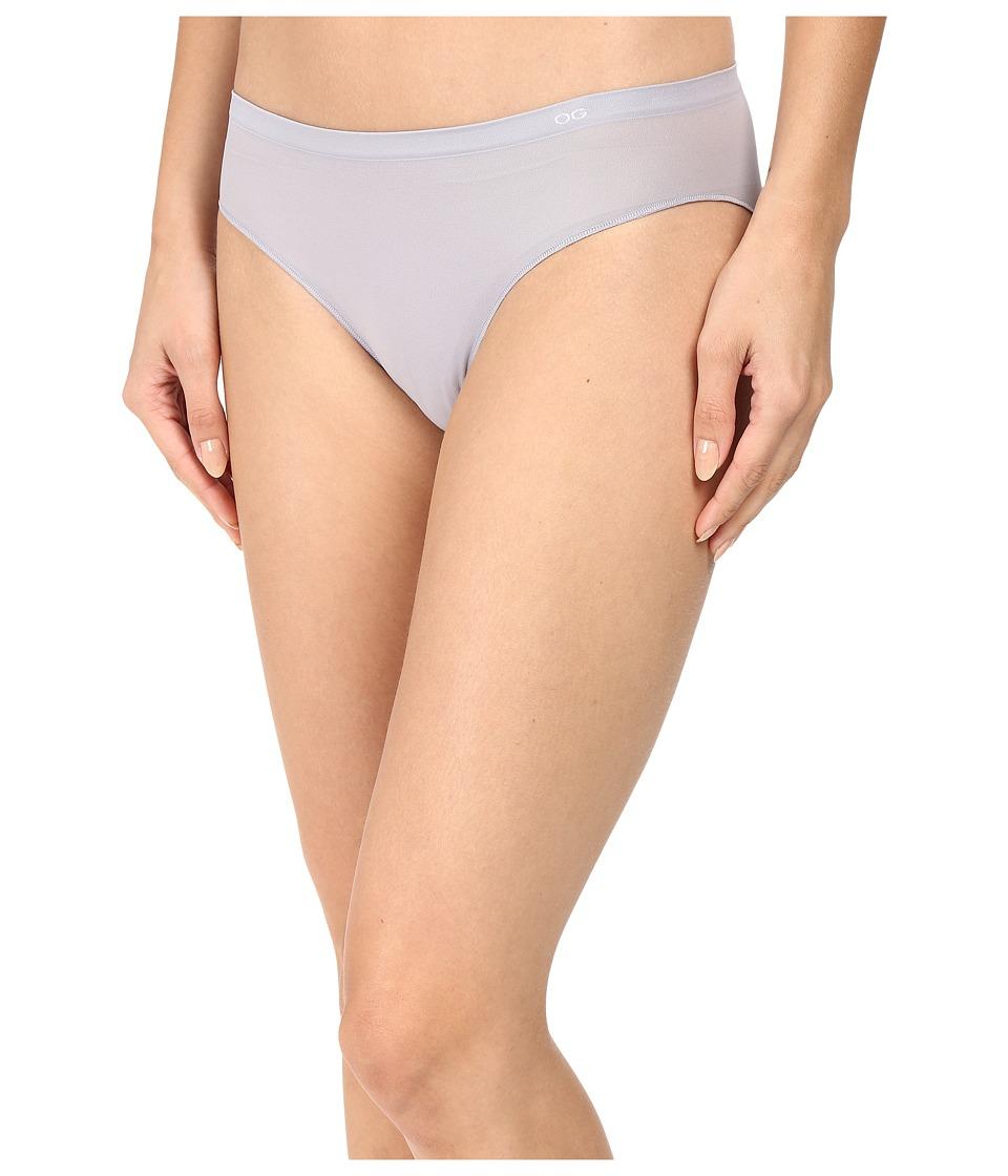 OnGossamer - Clean Lines Bikini G1075 (Shadow) Women's Underwear