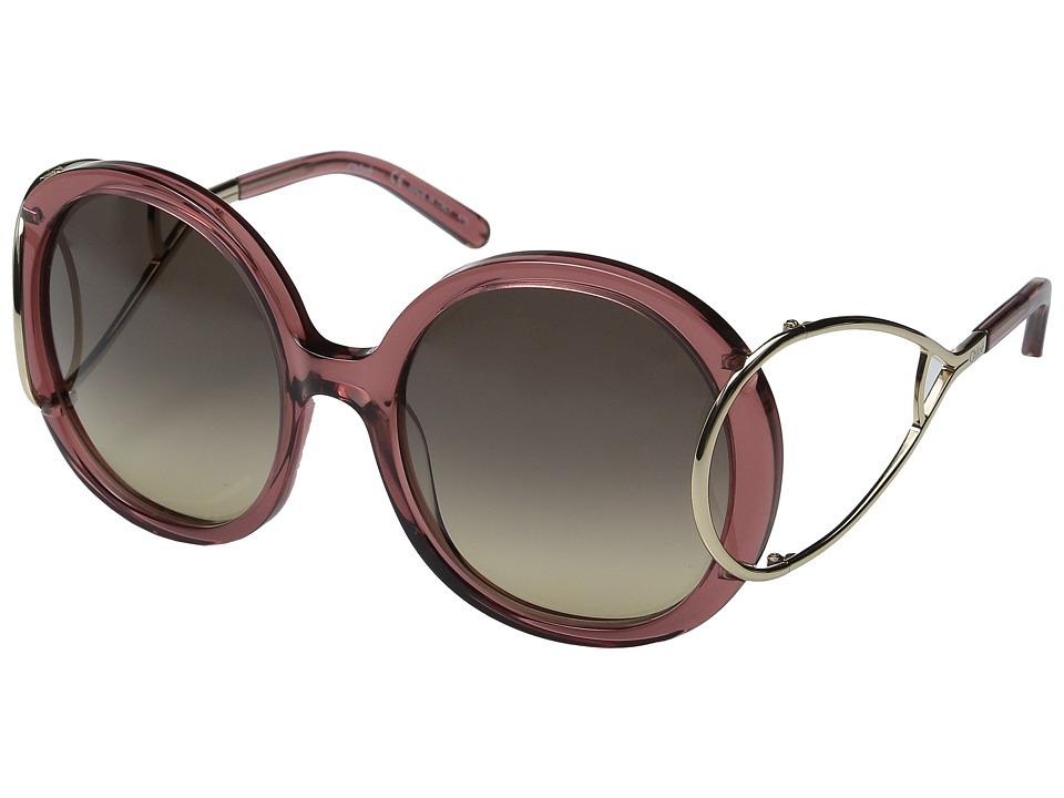 Chloe - Jackson (Antique Rose) Fashion Sunglasses