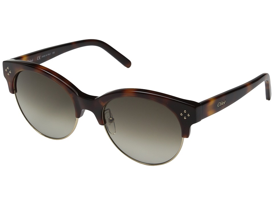 Chloe - Boxwood (Havana) Fashion Sunglasses