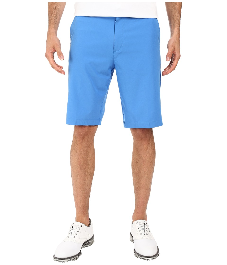 adidas Golf - Ultimate Solid Shorts (Ray Blue) Men's Shorts