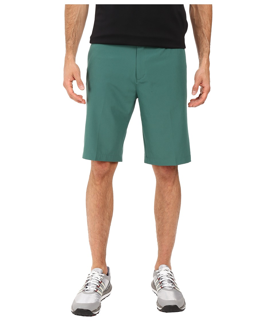 adidas Golf - Ultimate Solid Shorts (Tech Forest) Men's Shorts