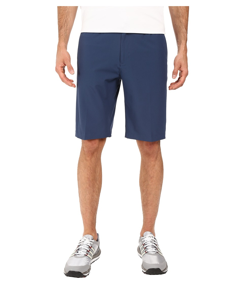 adidas Golf - Ultimate Solid Shorts (Mineral Blue/Stone) Men's Shorts