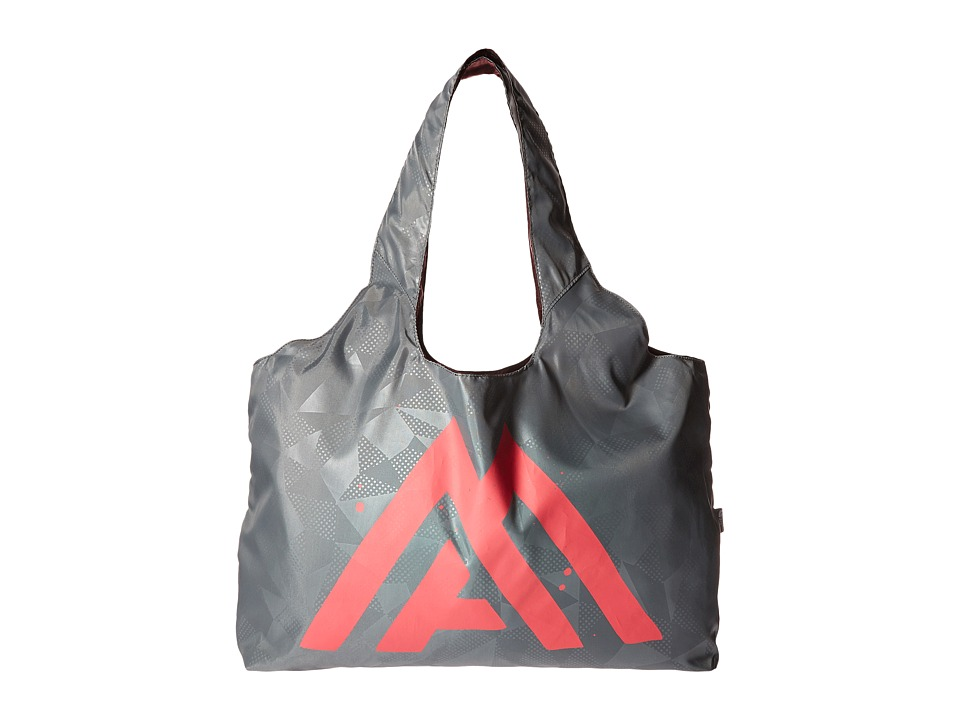 The North Face - On The Run Bag (Deep Garnet Red/Zinc Grey) Tote Handbags