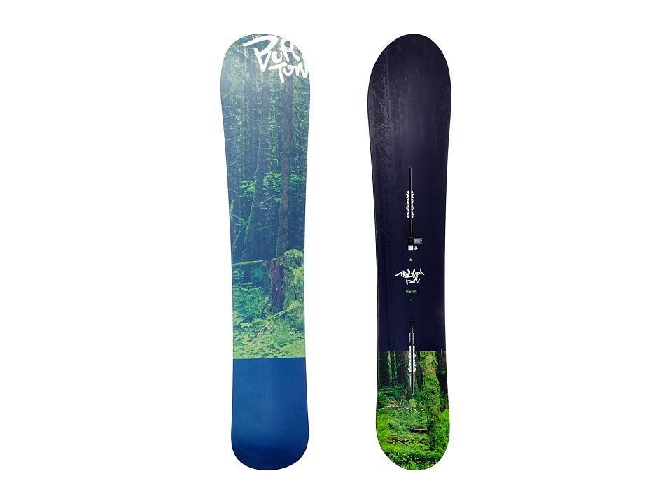 Burton - Modified Fish '17 161 (Multi) Snowboards Sports Equipment