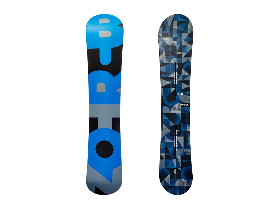Burton - Clash '17 155 (Multi) Snowboards Sports Equipment