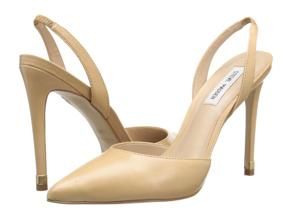 Steve Madden - Paizle (Blush Leather) High Heels