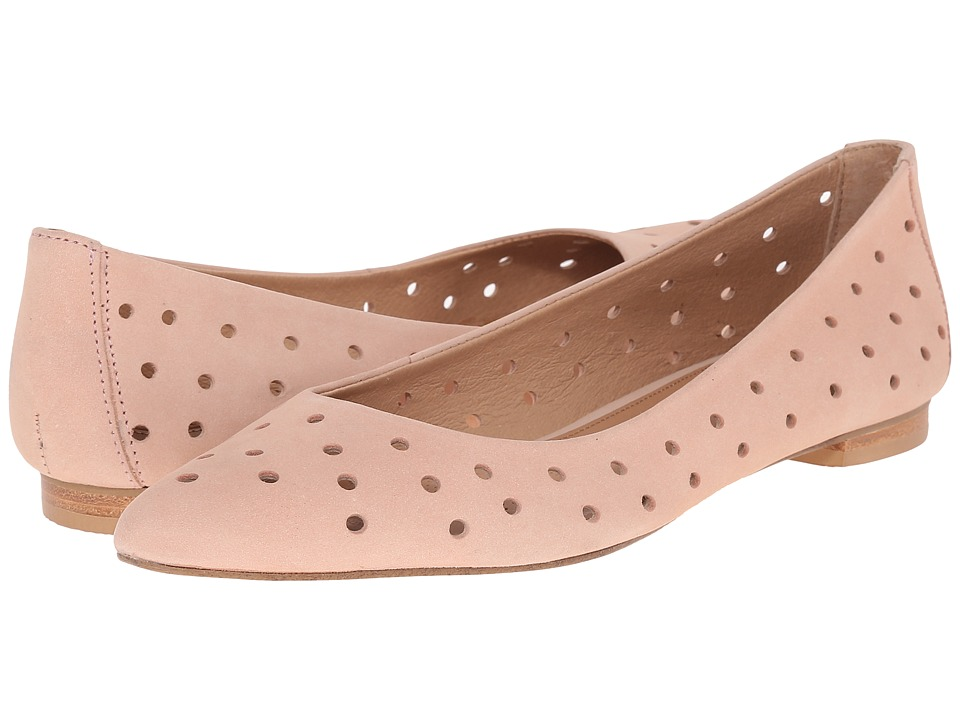 Corso Como - Gabrielle (Rose Nubuck) Women's Flat Shoes