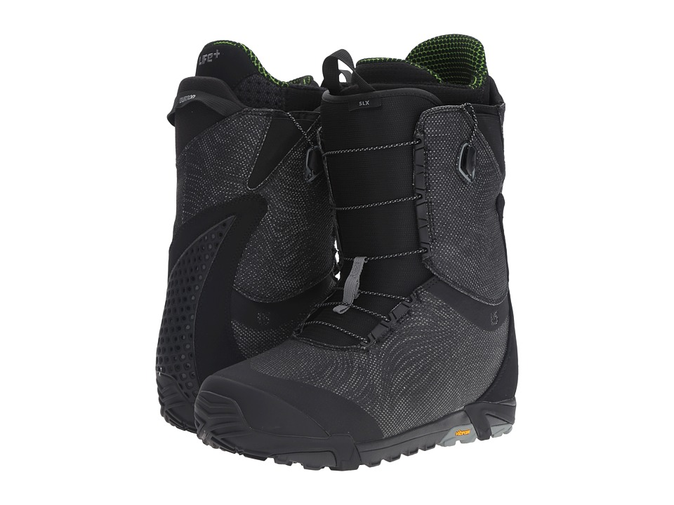 Burton - SLX '17 (Black) Men's Cold Weather Boots