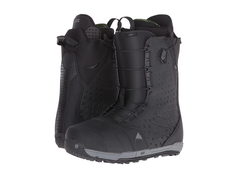 Burton - Ion EST '17 (Black) Men's Cold Weather Boots