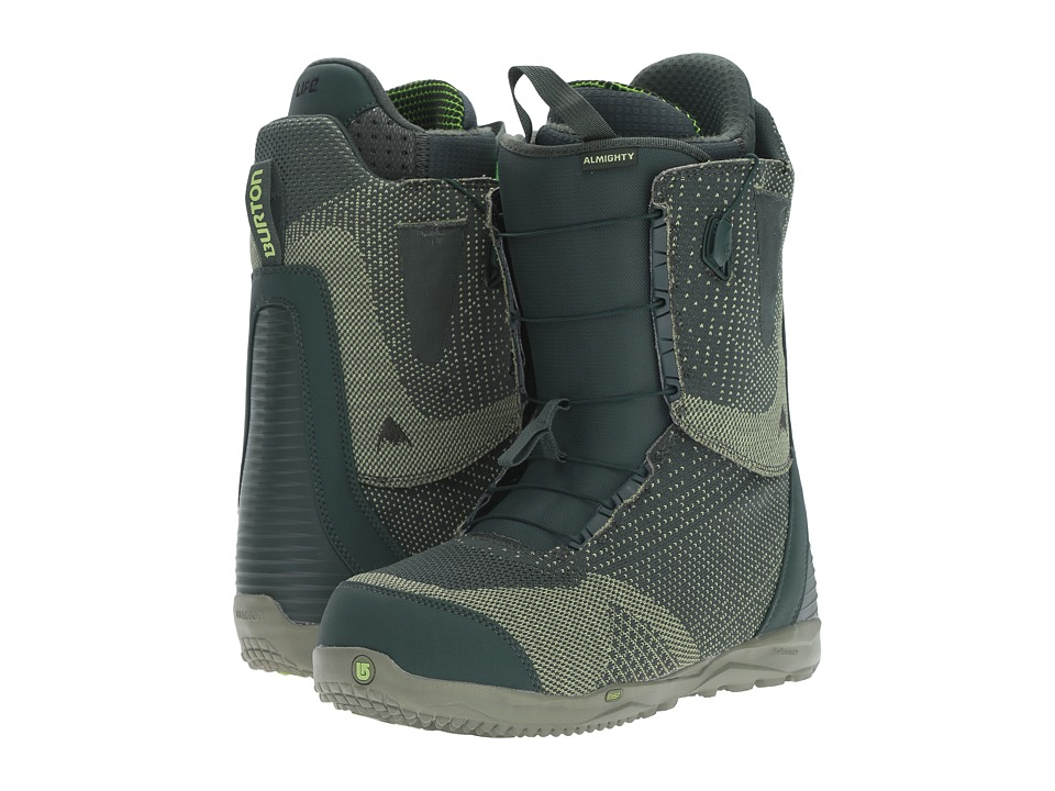 Burton - Almighty '17 (Multiweave) Men's Cold Weather Boots