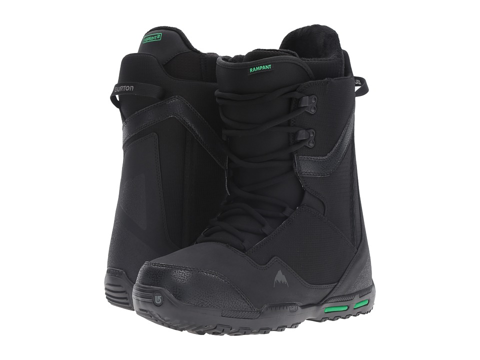 Burton - Rampant '17 (Black) Men's Cold Weather Boots