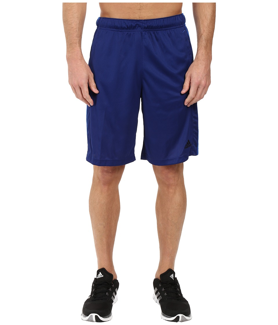 adidas - Essential 3S Shorts (Unity Ink/Blue) Men's Shorts